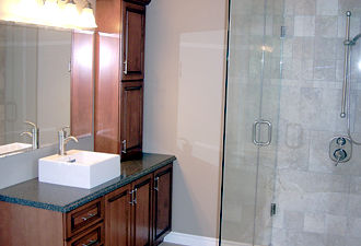standard features for plumbing and fixtures